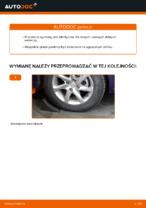 Wymiana Wahacz PEUGEOT 208: instrukcja napraw