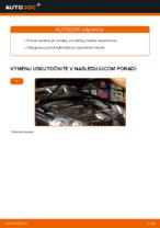 Manuálna PDF na údržbu GOLF