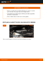 Tutorial de reparo e manutenção Renault Clio Van s57