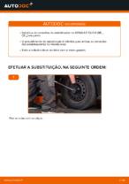 Como mudar e ajustar Pendural da barra estabilizadora traseiro e dianteiro: guia pdf gratuito