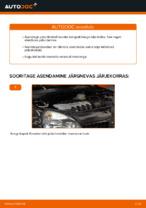 Millal vahetada Piduriklotsid RENAULT CLIO II (BB0/1/2_, CB0/1/2_): käsiraamat pdf