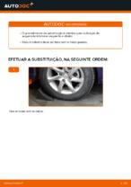 Instruções gratuitas online sobre como substituir Braço transversal PEUGEOT 208