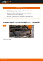 Darmowe instrukcje online jak odnowić Amortyzator OPEL CORSA C (F08, F68)