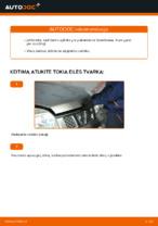 NISSAN vartotojo vadovas pdf
