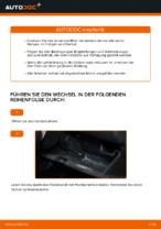 NISSAN-Reparaturanleitung mit bildlichen Darstellungen