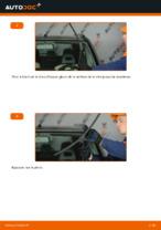 Montage Essuie-Glaces NISSAN X-TRAIL (T30) - tutoriel pas à pas