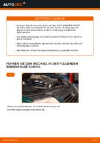 Bremsscheiben erneuern VW PASSAT: Werkstatthandbücher