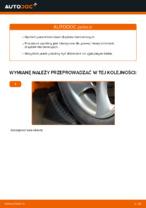 Wymiana Końcówka drążka kierownicy: pdf instrukcje do PEUGEOT 206