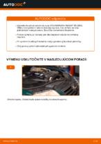 Ako vymeniť zadné brzdové kotúče na VOLKSWAGEN PASSAT B5 (3BG, 3B6)