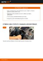 Montáž Stieracia liżta VW TOURAN (1T3) - krok za krokom príručky