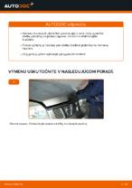 Návod na obsluhu NISSAN pdf