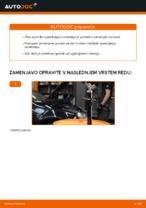 Zamenjavo Blazilnik VW GOLF: navodila za uporabo
