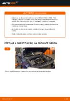 Descubra o nosso tutorial detalhado sobre como solucionar o problema do Discos de freio traseira e dianteiro OPEL