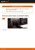 Substituir Filtro de Ar OPEL ASTRA: tutorial online