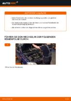 Montage Stoßdämpfer Satz OPEL ASTRA G Hatchback (F48_, F08_) - Schritt für Schritt Anleitung