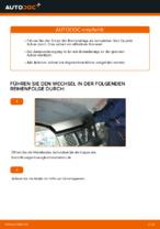 hinten + vorne Bremsbeläge NISSAN X-TRAIL (T30) | PDF Wechsel Tutorial