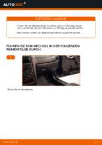 Montage Luftfiltereinsatz OPEL ASTRA G Hatchback (F48_, F08_) - Schritt für Schritt Anleitung