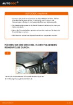 Anleitung zur Fehlerbehebung für NISSAN Bremsscheiben beschichtet