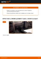 Comment remplacer un filtre pour moteur sur une OPEL ASTRA G (T98, F08, F48)