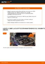 Cómo cambiar y ajustar Disco de freno OPEL ASTRA: tutorial pdf