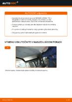 Odporúčania od automechanikov k výmene NISSAN Nissan X Trail t30 2.2 Di 4x4 Horné Uloženie Tlmiča