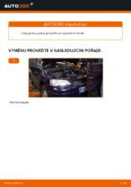 Jak vyměnit kapalinu manuální převodovky na voze OPEL ASTRA G (T98, F08, F48)