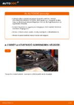 Autószerelői ajánlások - VW Passat 3B6 1.8 T 20V Fékbetét csere