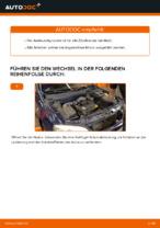 DIY-Leitfaden zum Wechsel von Zündkerzensatz beim OPEL ASTRA G Hatchback (F48_, F08_)