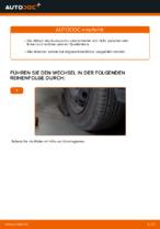 Auswechseln Halter, Stabilisatorlagerung OPEL CORSA: PDF kostenlos