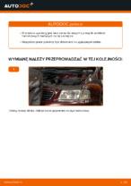 Instrukcja warsztatu dla Audi A3 8va