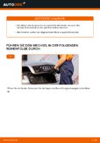 AUDI Bremszange hinten links wechseln - Online-Handbuch PDF