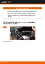 Schritt-für-Schritt-Anweisung zur Reparatur für Toyota Rav4 xa1