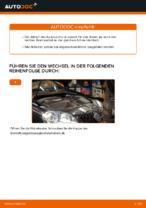 DIY-Leitfaden zum Wechsel von Bremszange beim VW GOLF V (1K1)