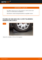 Ratschläge des Automechanikers zum Austausch von VW Passat 3c 2.0 TDI 16V Keilrippenriemen