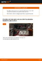 Ratschläge des Automechanikers zum Austausch von AUDI Audi A3 8l1 1.8 T Luftfilter