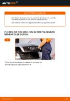 Wie Sie einen vorderen Bremssattel am AUDI A4 B6 ersetzen