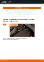 Wie Sie einen vorderen Bremssattel am VOLKSWAGEN GOLF V ersetzen