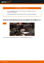 Mercedes S204 reparatie en onderhoud gedetailleerde instructies