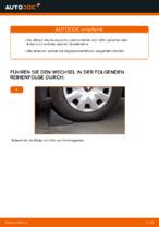 Querlenker erneuern VW PASSAT: Werkstatthandbücher