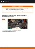 VW Passat 3bg Limousine Reparaturanweisung Schritt-für-Schritt