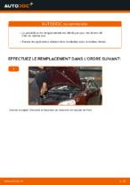 Changer Étrier De Frein arrière + avant VW à domicile - manuel pdf en ligne