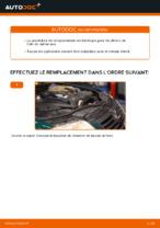 Quand changer Étrier De Frein VW PASSAT Variant (3B5) : manuel pdf