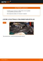 VW PASSAT fejlfinding af manual