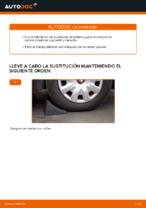 Tutorial paso a paso en PDF sobre el cambio de Brazo De Suspensión en VW PASSAT