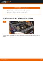 Manuální PDF pro údržbu ASTRA
