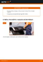 Jak vyměnit přední brzdový třmen na AUDI A4 B6