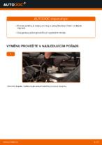 Manuální PDF pro údržbu Třída C