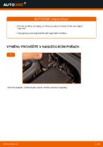 Doporučení od automechaniků k výměně VW Golf 5 1.6 Lozisko kola