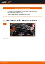 Mudar Pinças de freio: instrução pdf para MERCEDES-BENZ C-CLASS
