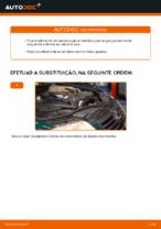 Como substituir uma pinça do travão dianteiro em VOLKSWAGEN PASSAT B5 (3BG, 3B6)